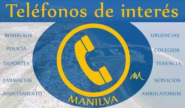 telefonos Manilva