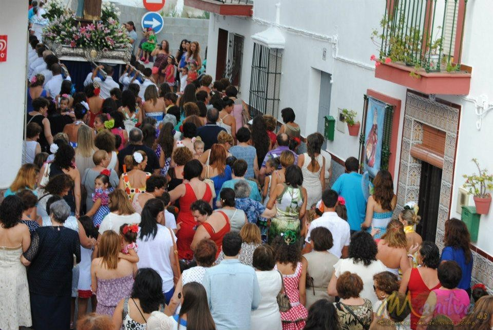 Fiesta de Santa Ana en Manilva