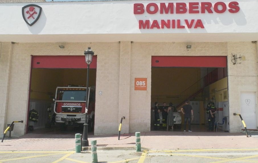 Bomberos Manilva