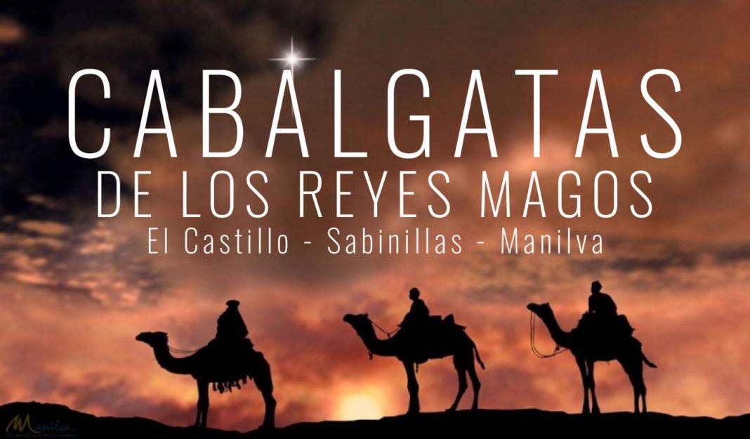 Cabalgata Reyes en Manilva