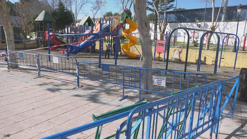 Parques infantiles Manilva