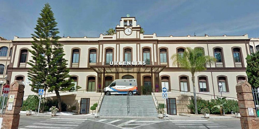 Hospital Civil de Málaga