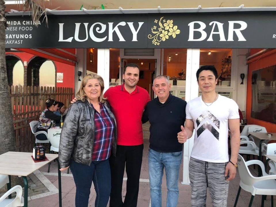 lucky Bar Sabinillas