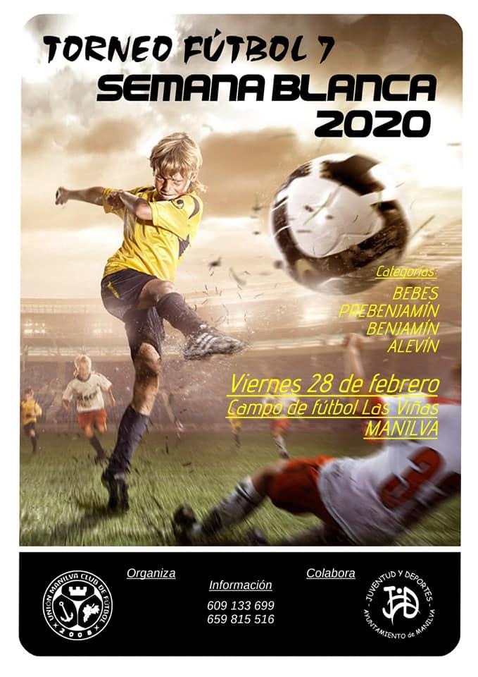 torneo futbol 7 Manilva