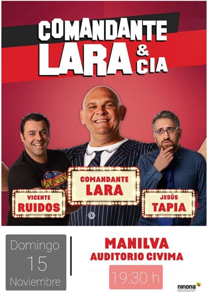 Comandante Lara en Manilva