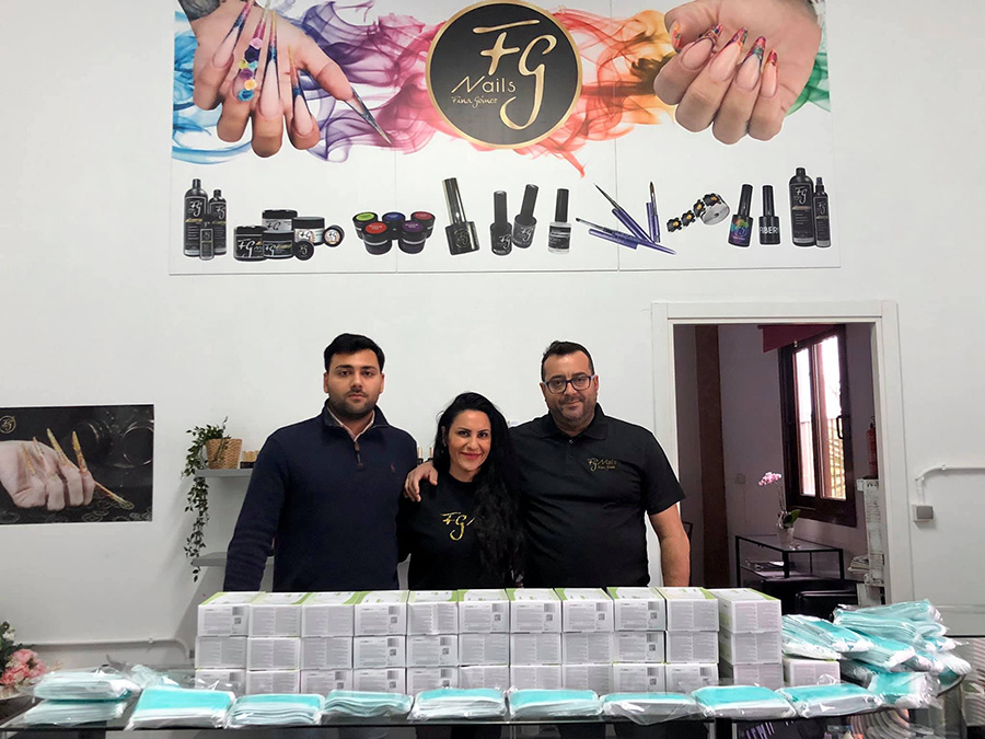 FG Nails Manilva