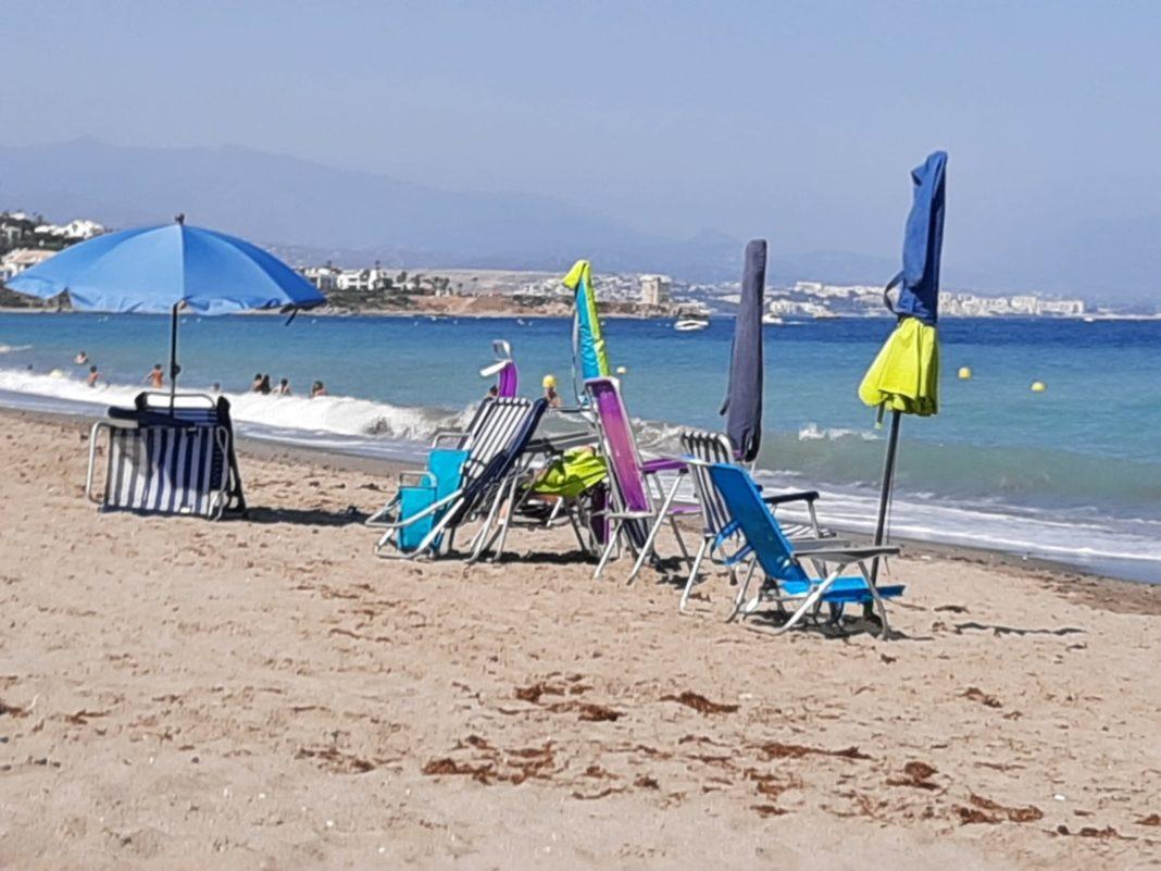 Playas de Sbinillas