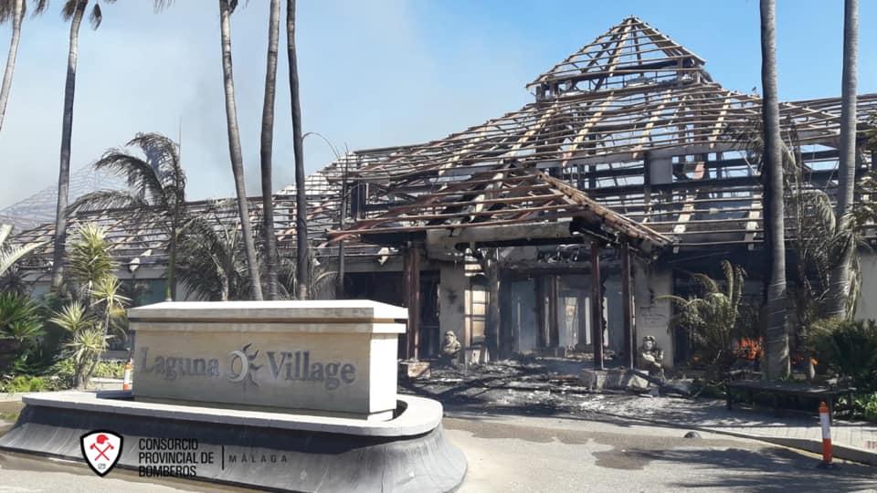 Incendio Laguna Village