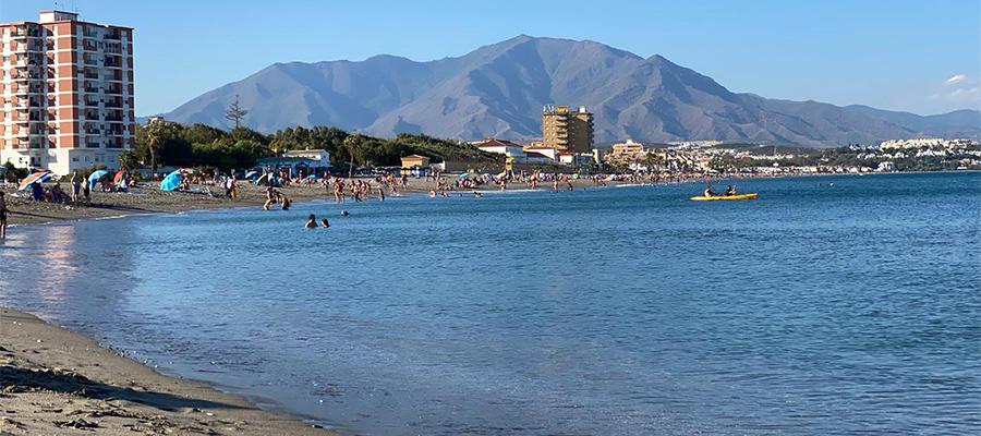 Playa Puerto de la Duquesa