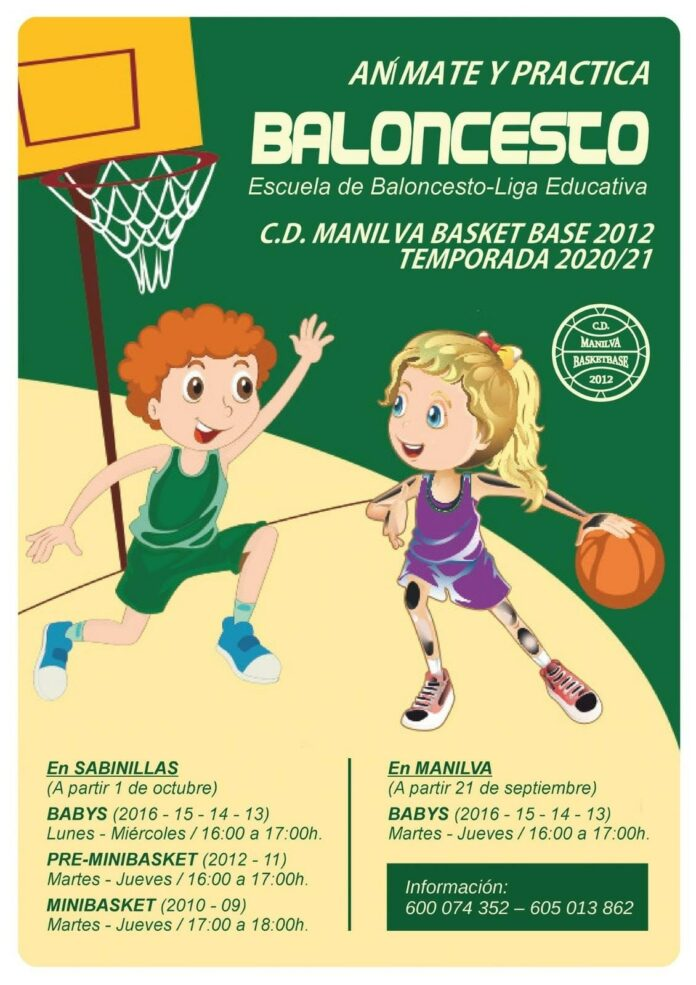 Escuela de Baloncesto