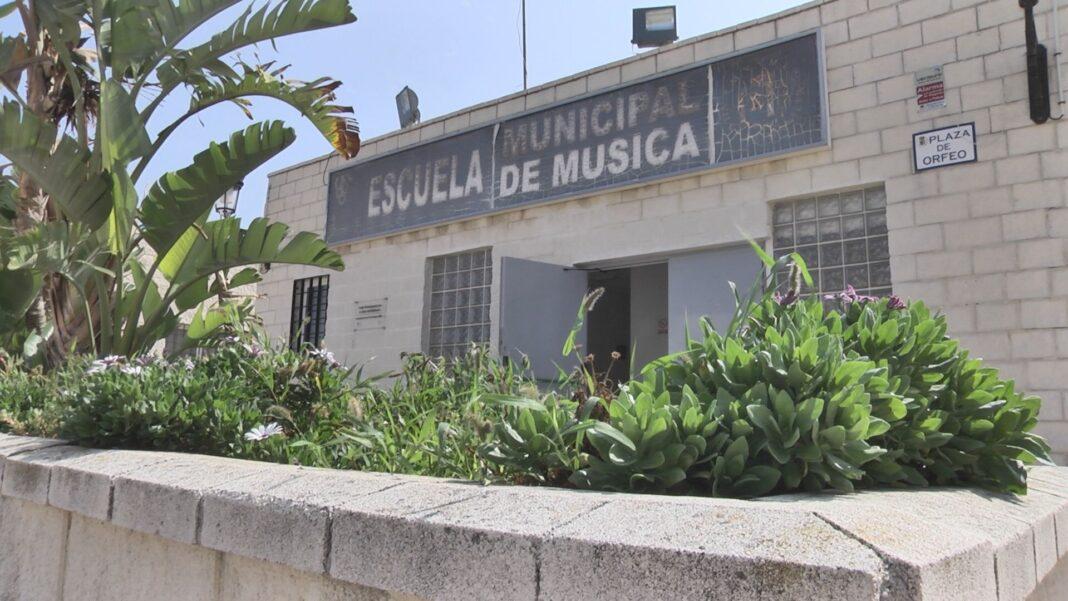 escuela de musica de Manilva