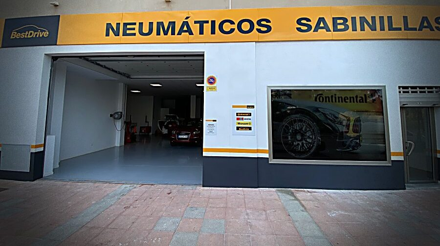 Neumaticos Sabinillas