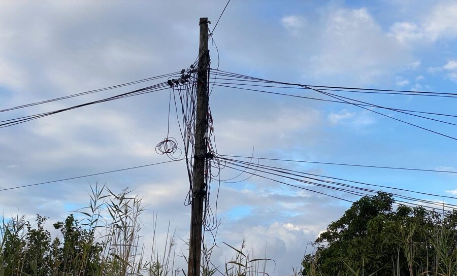 Estado del cableado