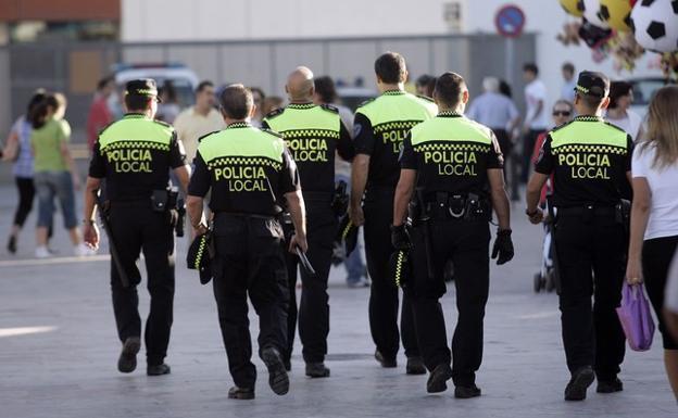 Oposiciones Policia local Manilva