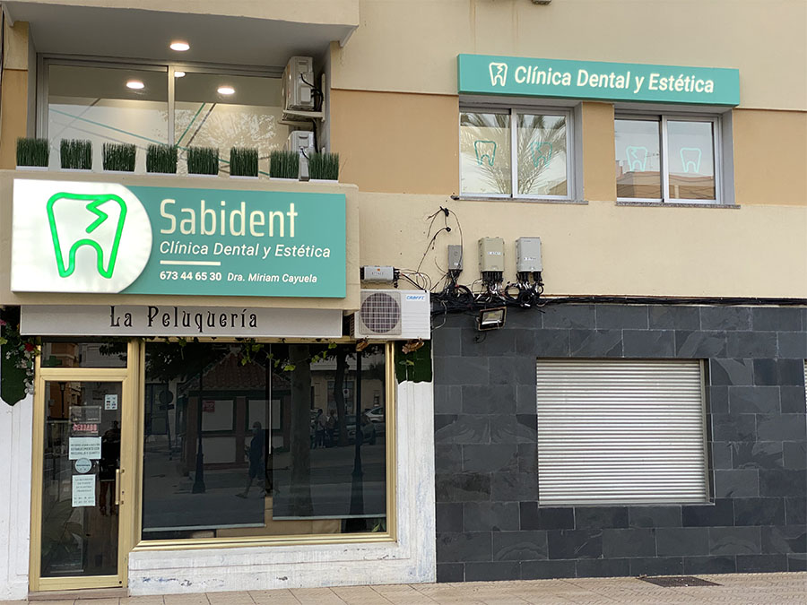 Clinica dental en Sabinillas
