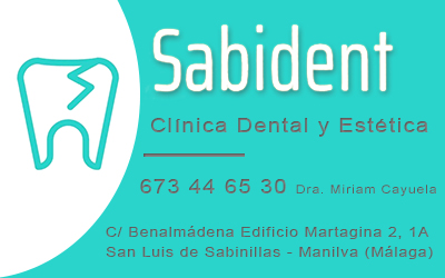 Clinica dental Sabinillas