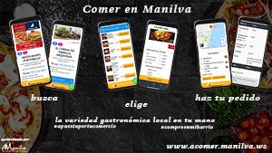 A comer en Manilva