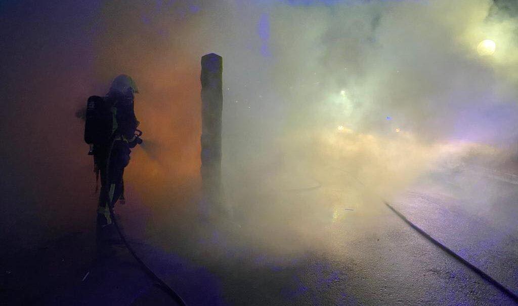 incendio en Hacienda Guadalupe