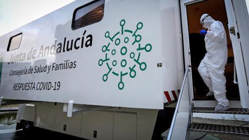 Unidad movil cribado Andalucia