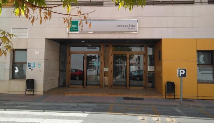 centro de salud de Sabinillas