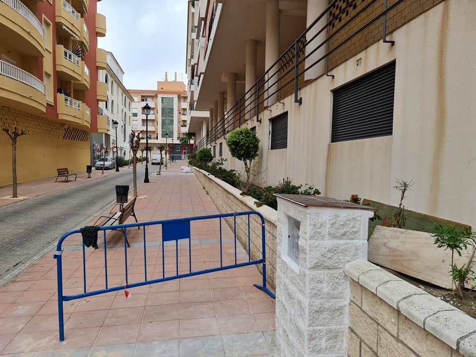 Calle Apolo Sabinillas