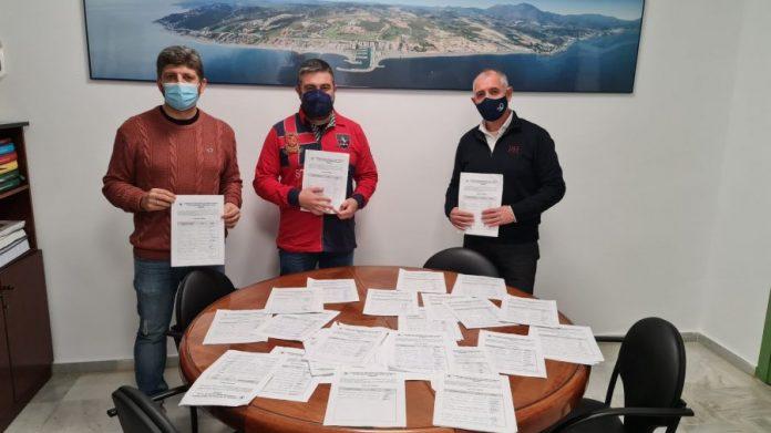 firmas en contra de Endesa