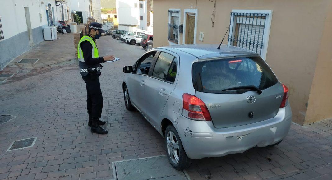 Policía Local de Manilva