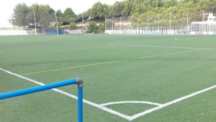 campo de futbol de Manilva