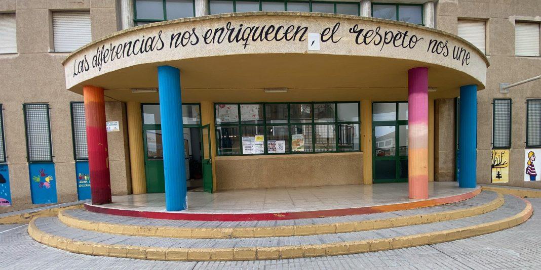 Colegio San Luis de Sabinillas