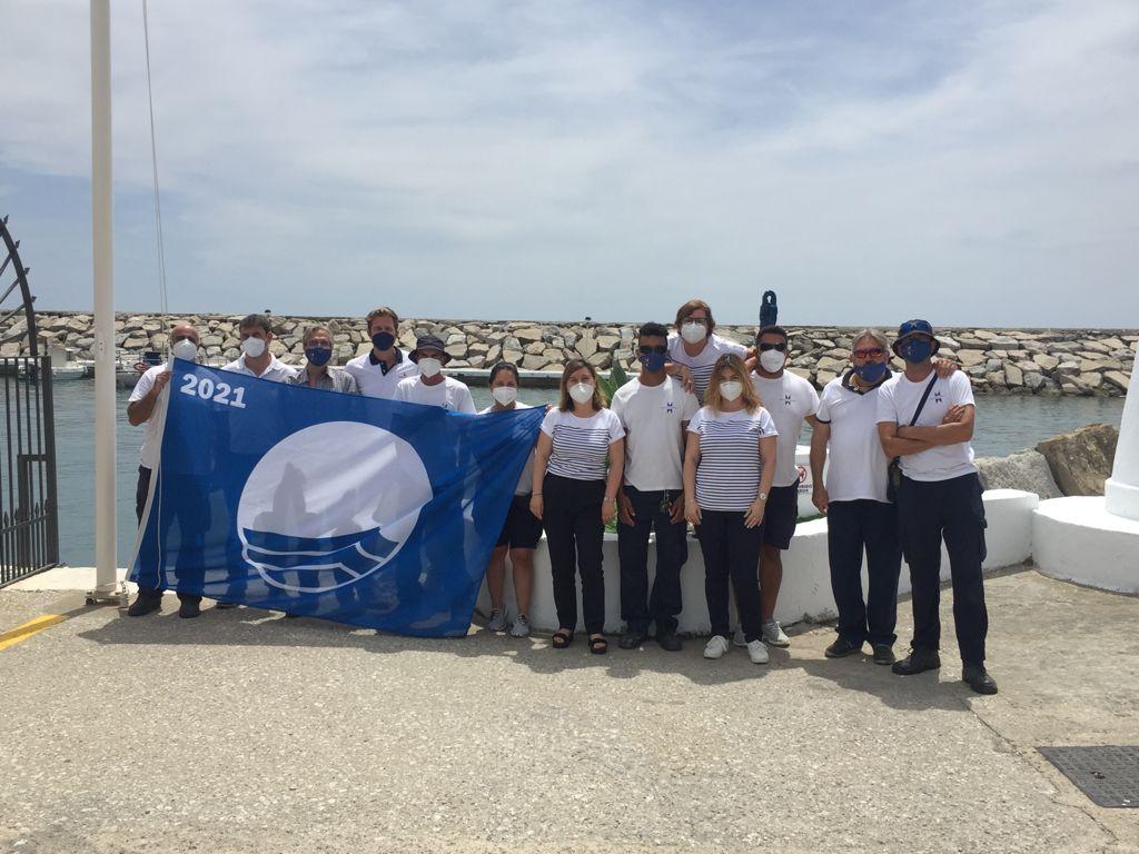 Parte del equipo Puerto de La Duquesa