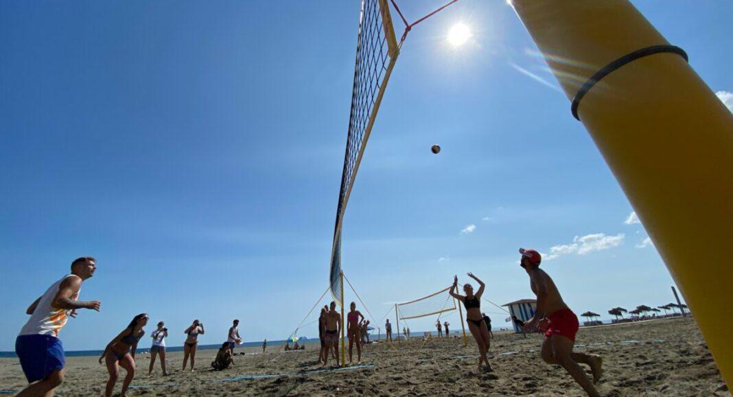Voley playa Sabinillas
