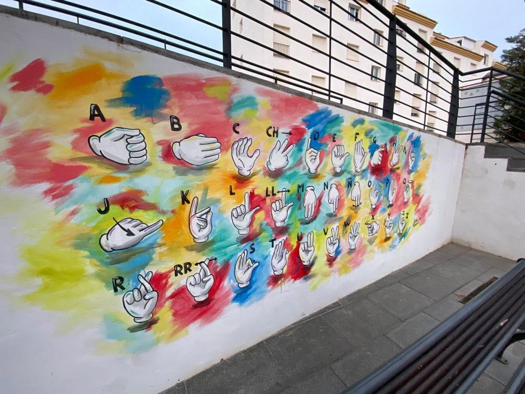 mural inclusivo