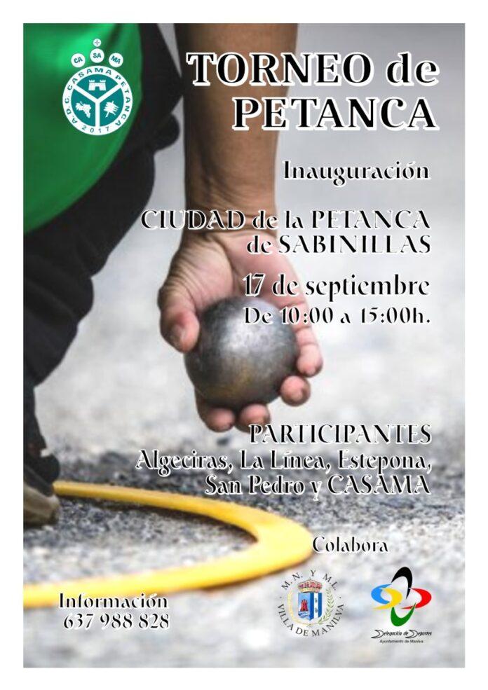 tormeo de Petanca